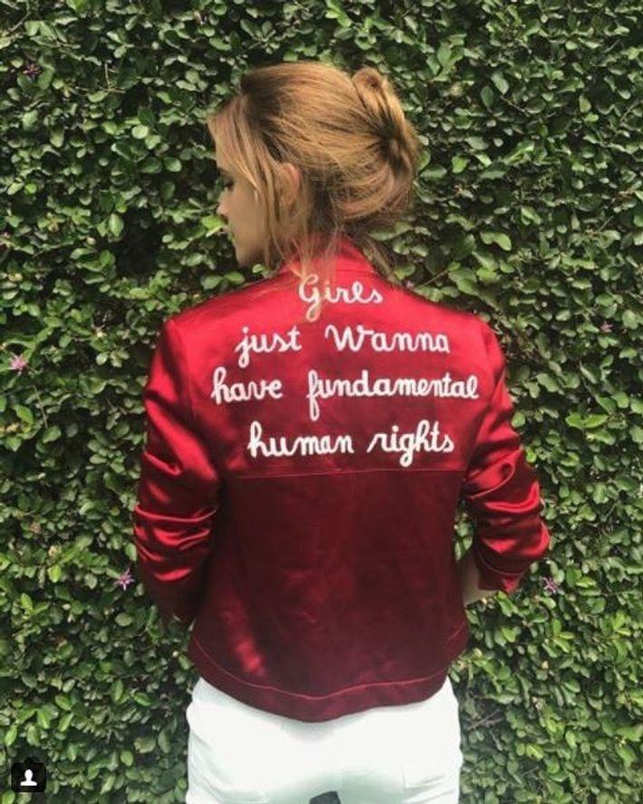 Image postée par Emma Watson sur son compte Instagram et sur le compte Instagram National Geographic.