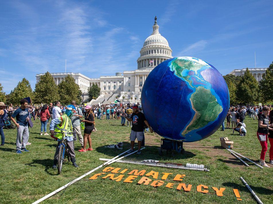 Donald Trump et Joe Biden : des engagements climatiques que tout oppose