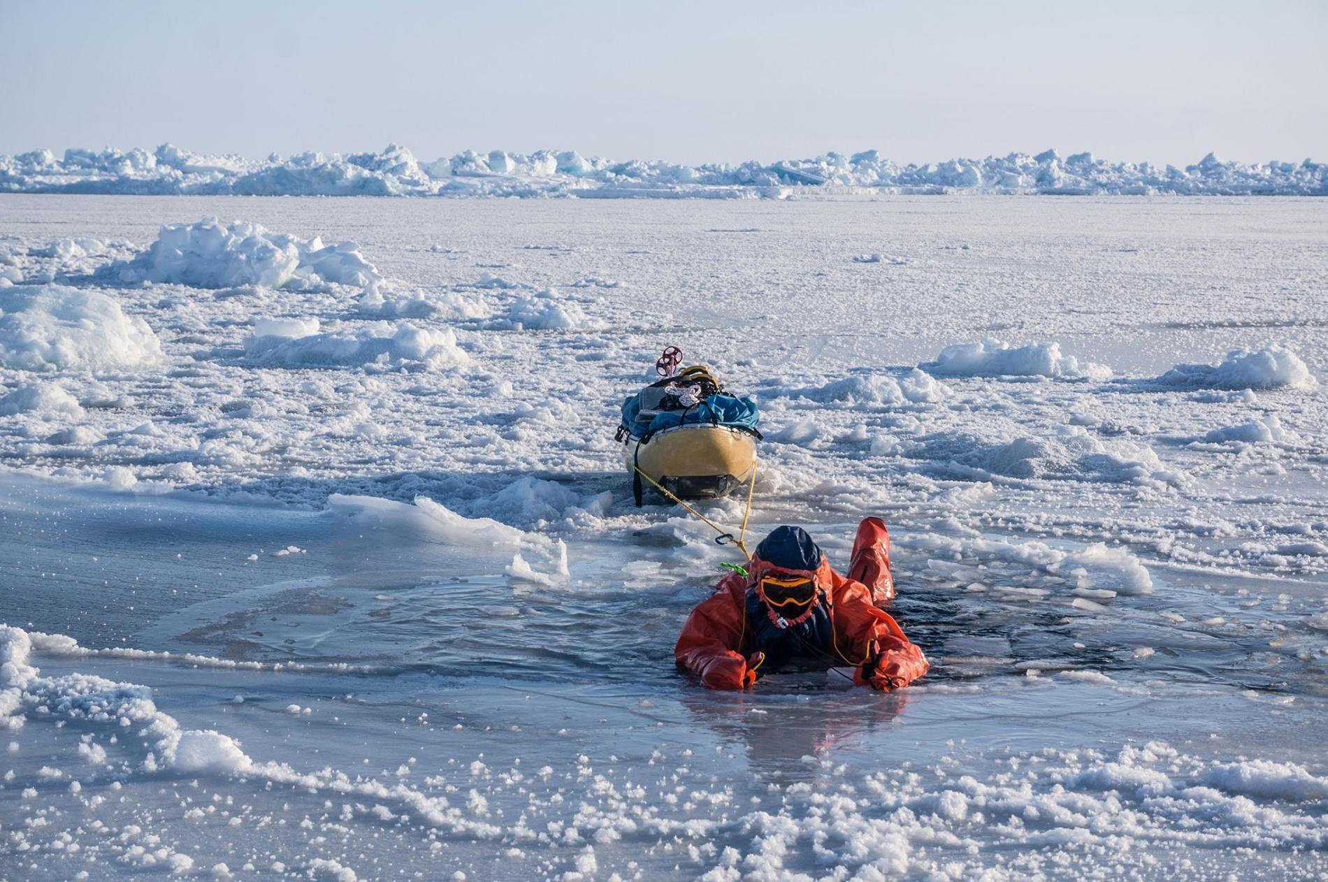 Les expéditions polaires appartiennent-elles au passé ?
