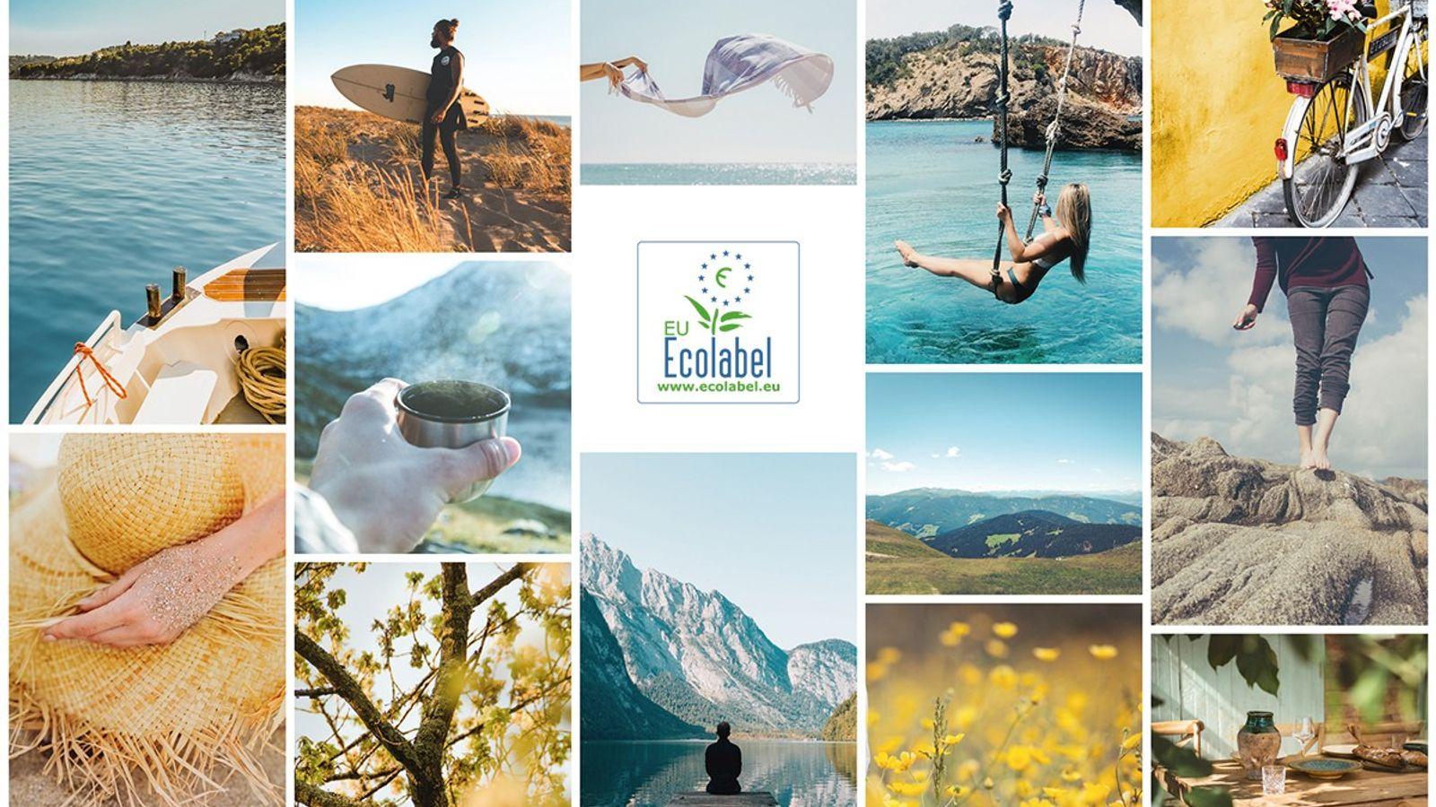 Seul label écologique officiel européen, l'Ecolabel garantit le respect des normes écologiques en vigueur pour des ...