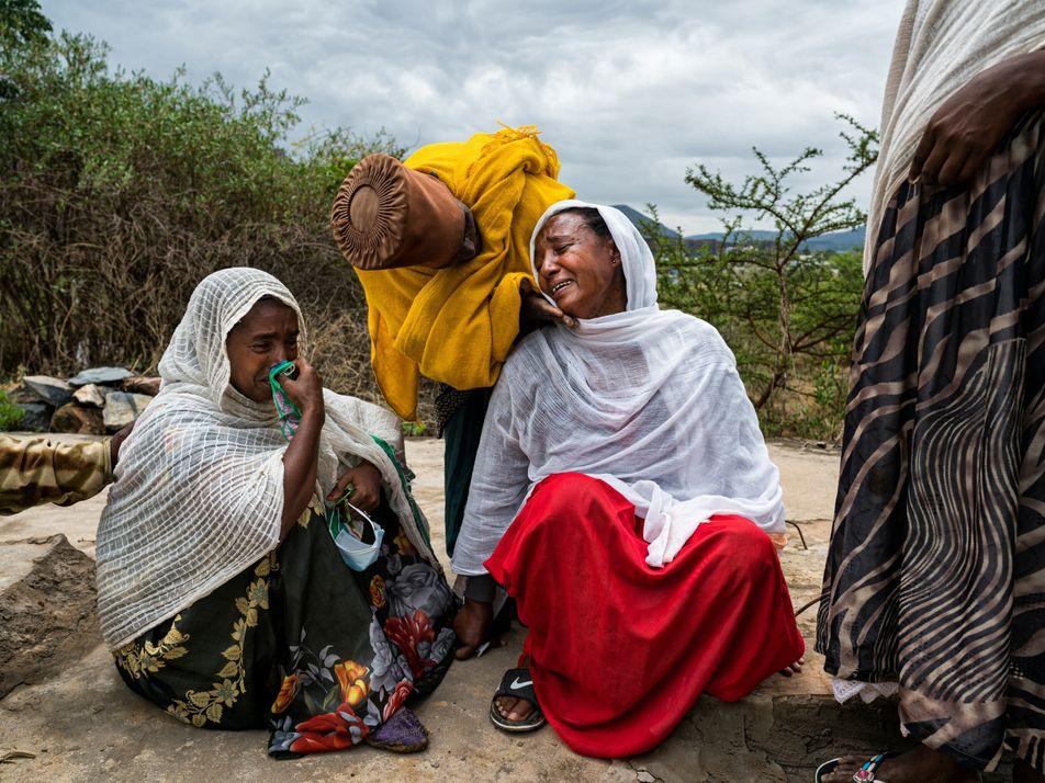 L'Éthiopie traverse une crise humanitaire sans précédent