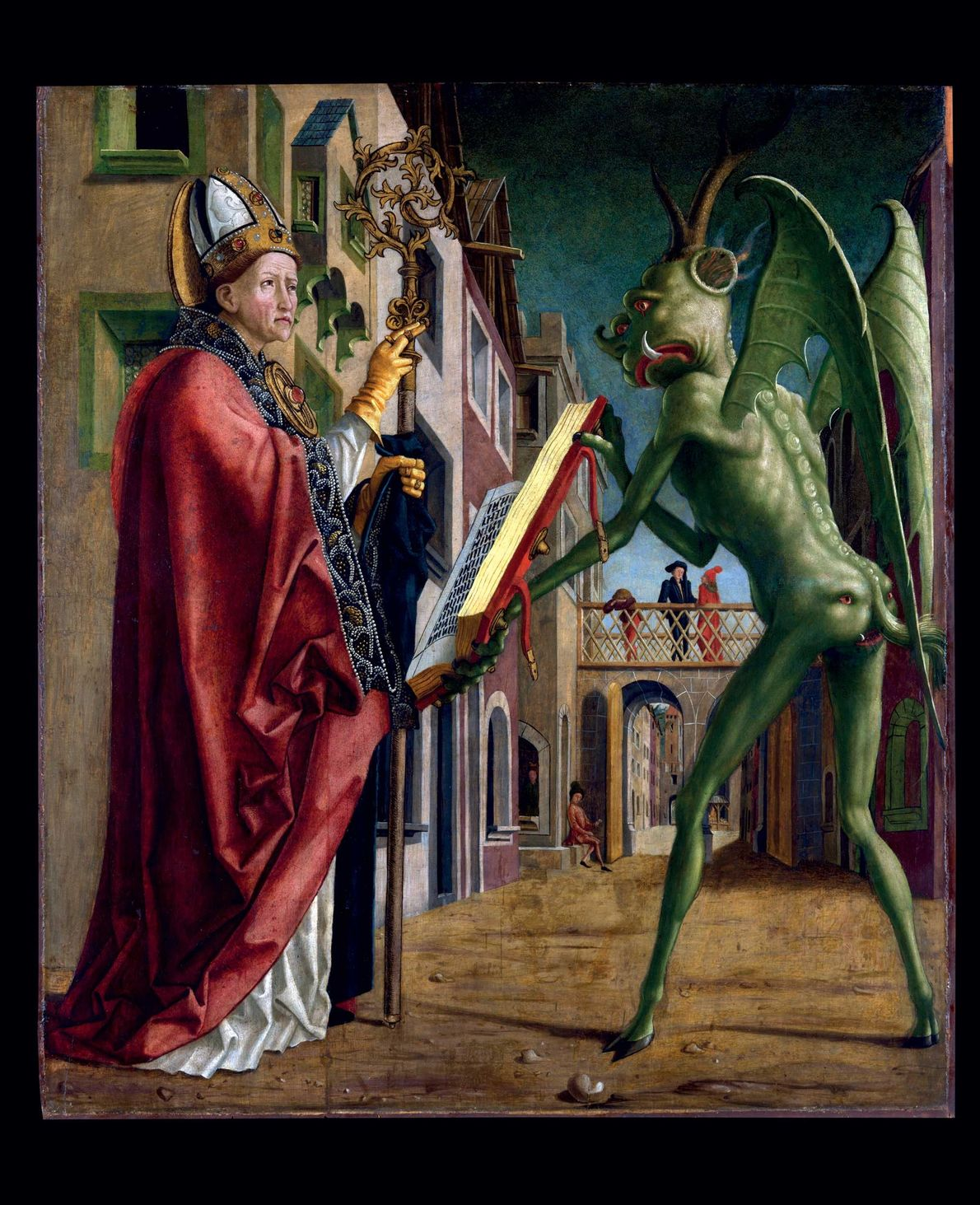 Les premiers auteurs chrétiens comme saint Augustin considéraient le diable comme un ange déchu pour s'être ...