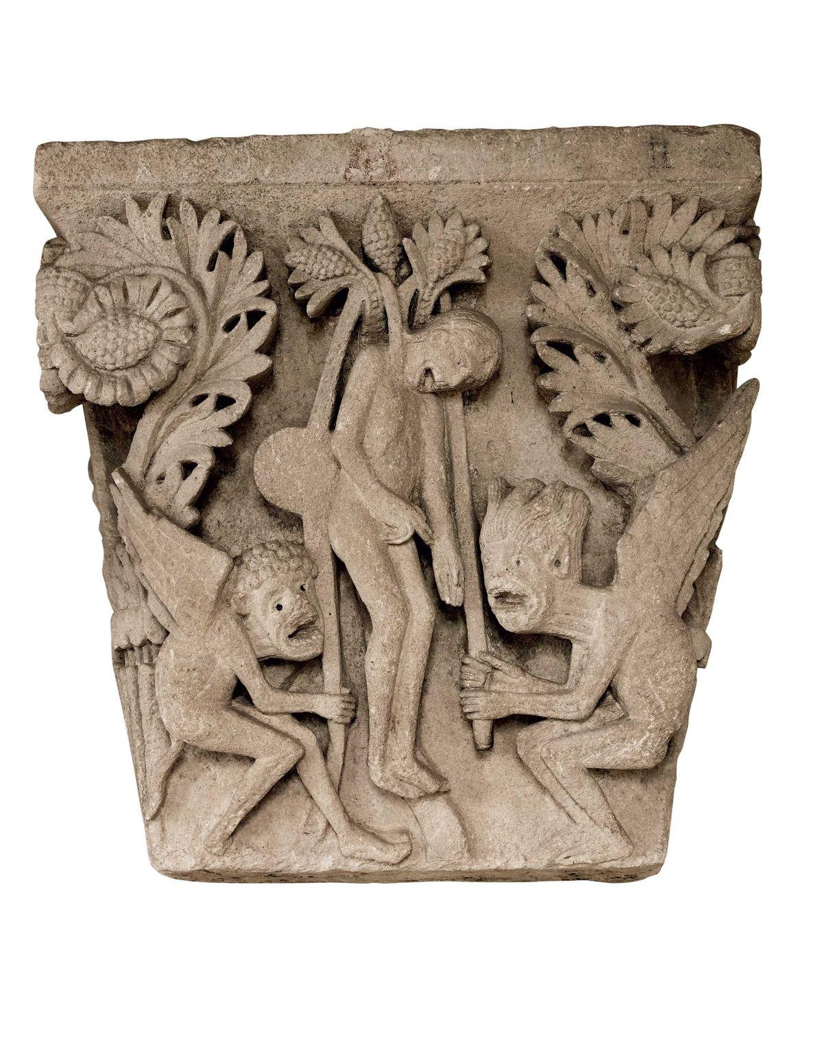 L'apparition du diable dans l'art médiéval était une fenêtre sur un autre monde, rendue hideux par ...