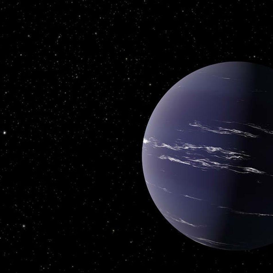 Découverte d'une exoplanète de la taille de Neptune avec une atmosphère riche en eau
