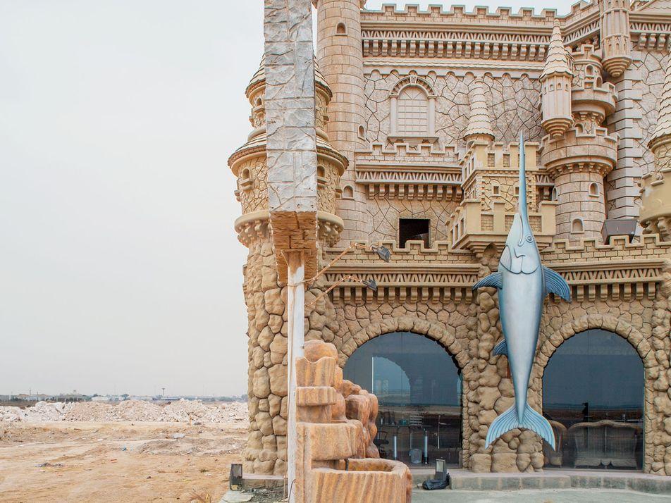 Les nouvelles architectures du désert