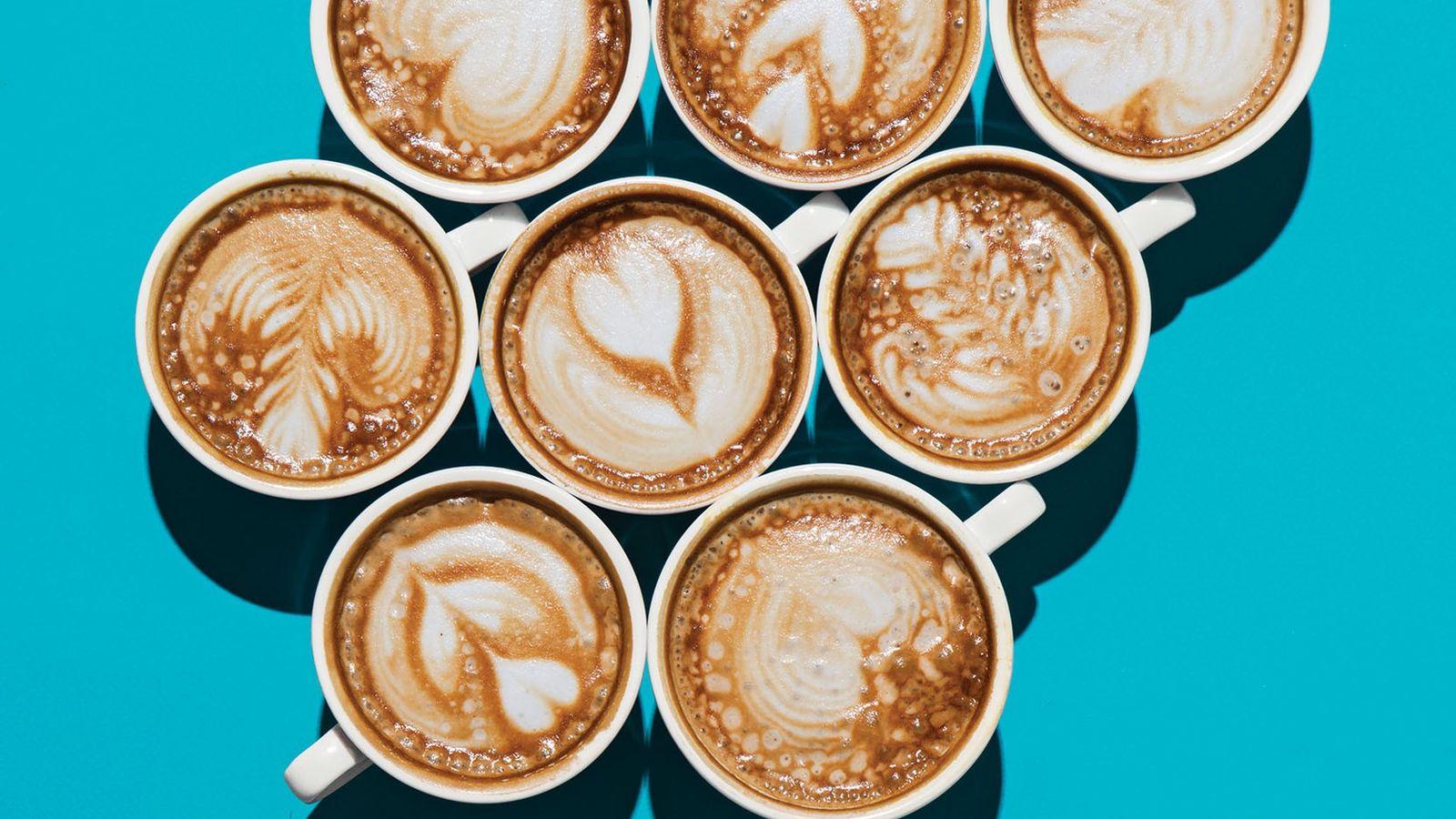 Selon une nouvelle étude, la consommation de café serait bénéfique aux buveurs, réduisant notamment les risques ...