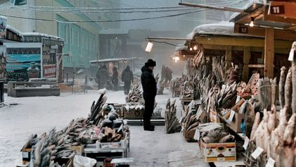Iakoutsk, la ville la plus froide du monde