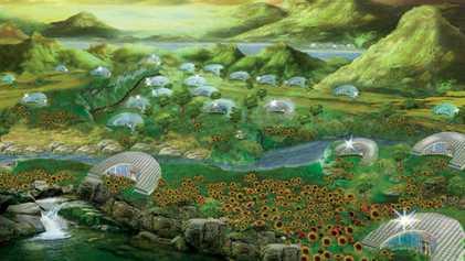 Voici à quoi pourraient ressembler nos villes en 2121