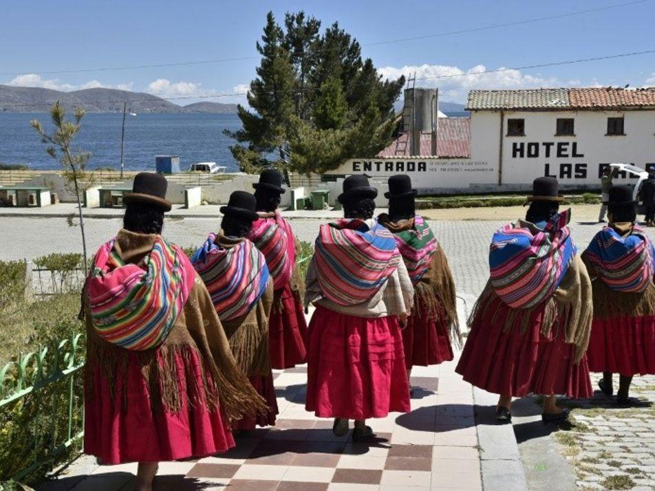 Les peuples amérindiens au secours du lac Titicaca