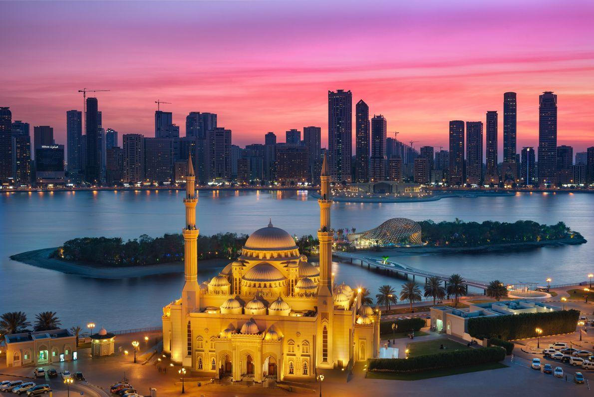 Sharjah Sunset