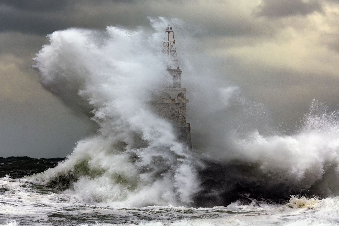 Furious Ocean