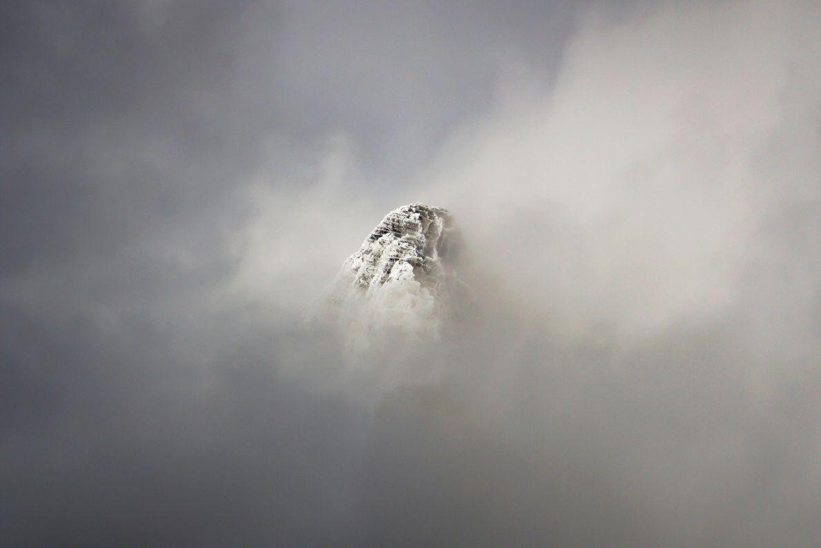 Peeking Peak