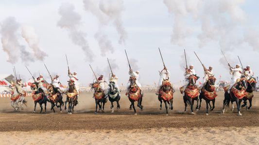Ces sublimes clichés vous transporteront dans le Maroc du 8e siècle