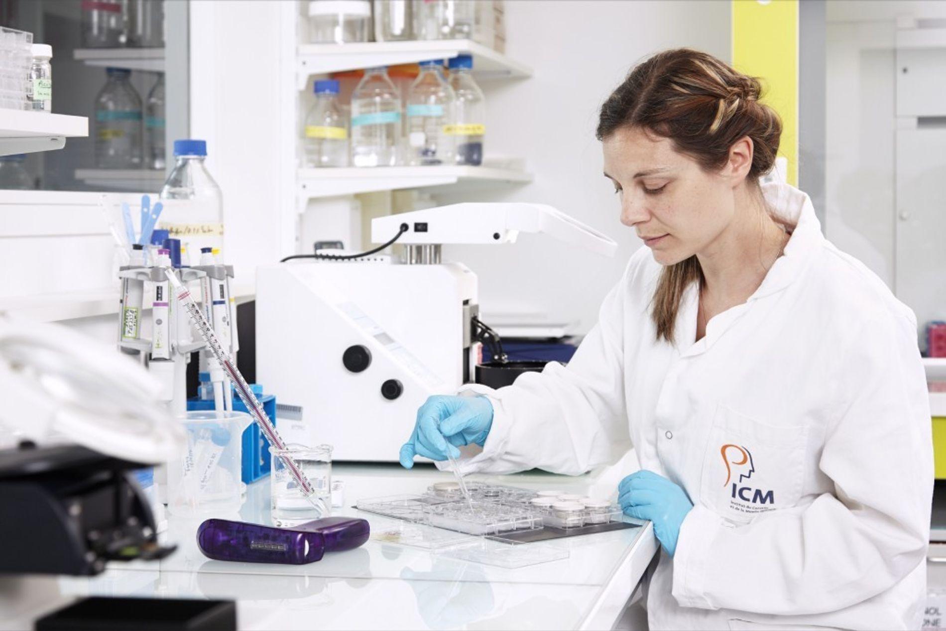 Christiane Schreiweis, post-doctorante à l'ICM, est membre du comité XX initiative, qui a l'ambition de lutter ...
