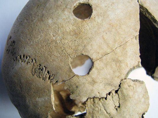 Archéologie : le mystère du massacre de Potočani