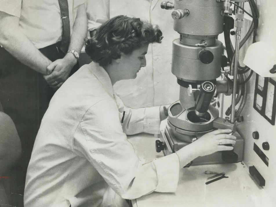 June Almeida, la chercheuse qui a découvert les coronavirus
