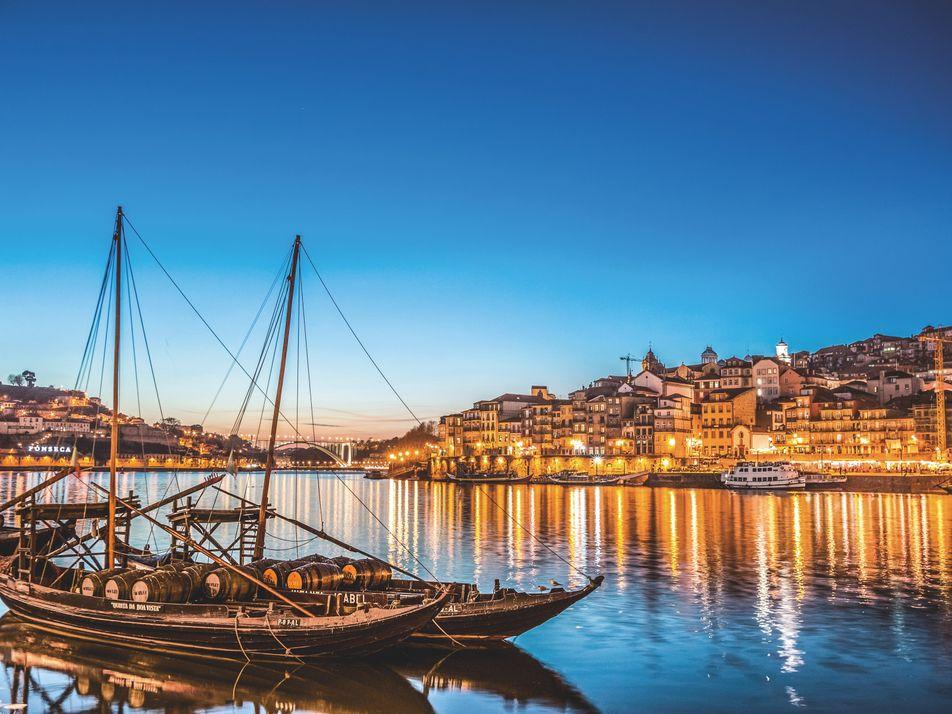 Le Portugal, terre de lumière
