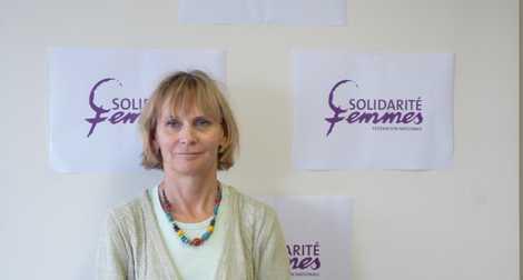 Françoise Brié, directrice générale de la Fédération nationale solidarité femmes (FNSF) et ancienne membre du Haut ...