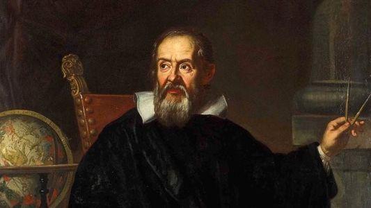 Galilée, le physicien devenu astronome de génie