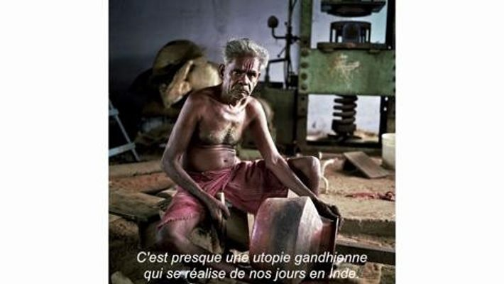 GANDHI (national geographic france)