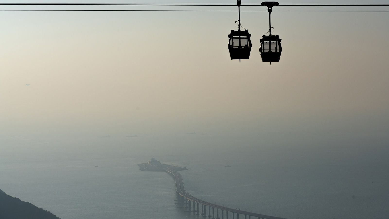 Macau cable car