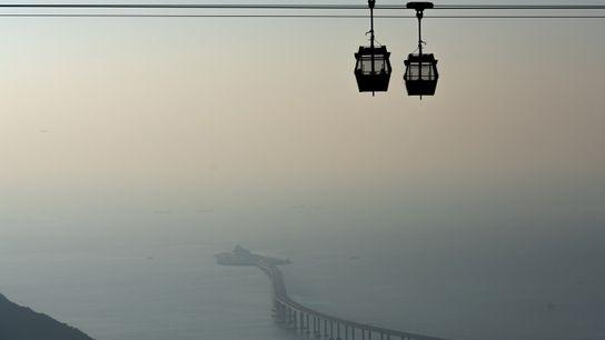 Macau cable car