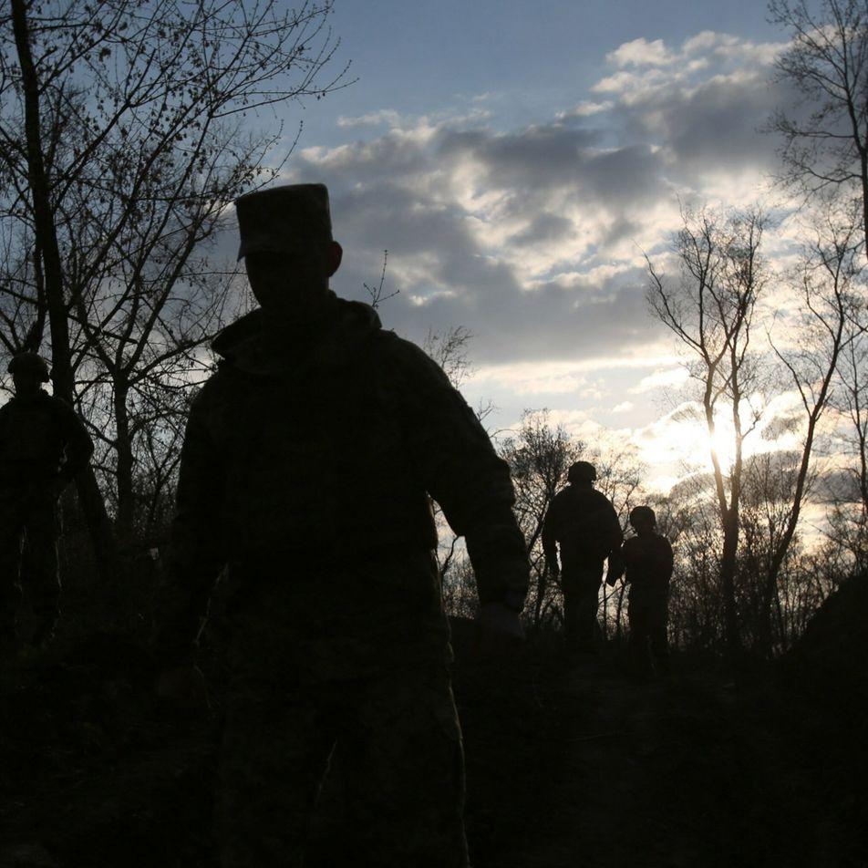 Escalade des tensions entre la Russie et l'Ukraine dans le Donbass