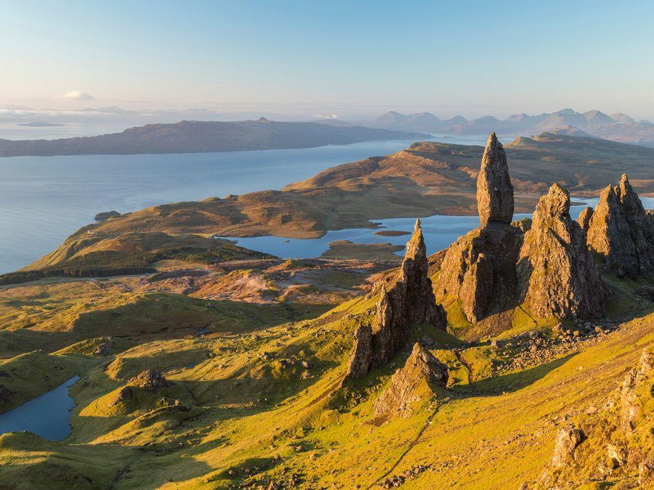 Où trouver des châteaux, des reines guerrières et des fées en Écosse ?