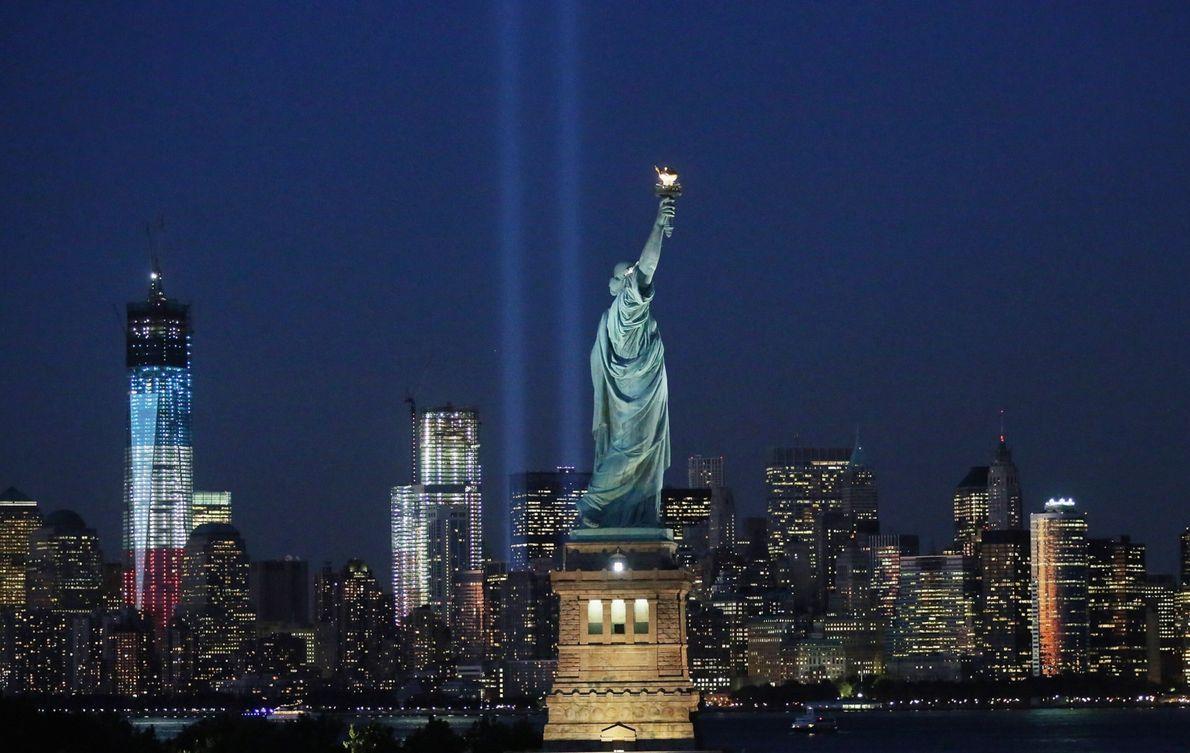 Commémoration des attaques du 11septembre