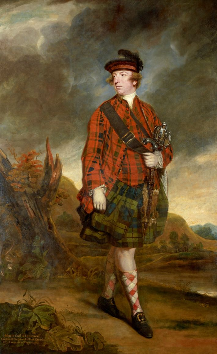 John Murray, 4th Earl of Dunmore