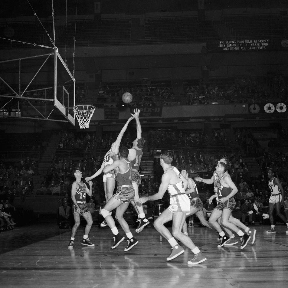 L'histoire du basket-ball, seul sport professionnel à avoir vu le jour aux États-Unis