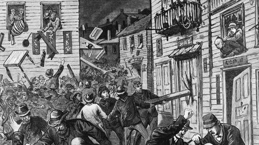L'histoire sanglante des violences anti-Asiatiques dans l'Ouest américain