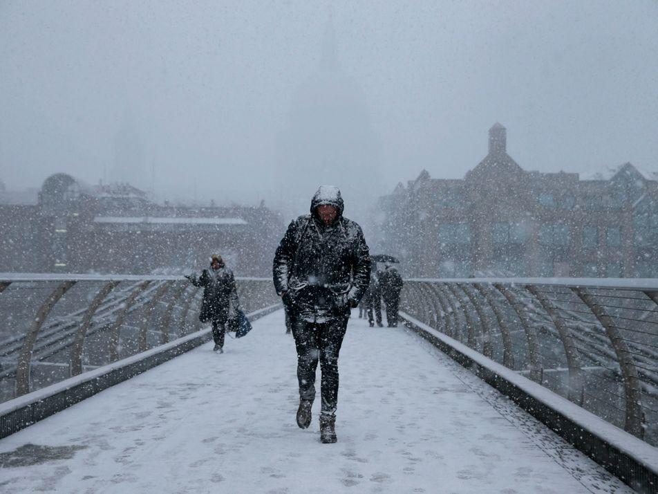 Le recul de la banquise arctique provoque des vagues de froid de plus en plus violentes