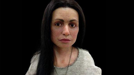 Néolithique : le visage d'une femme reconstitué 7 500 ans après sa mort
