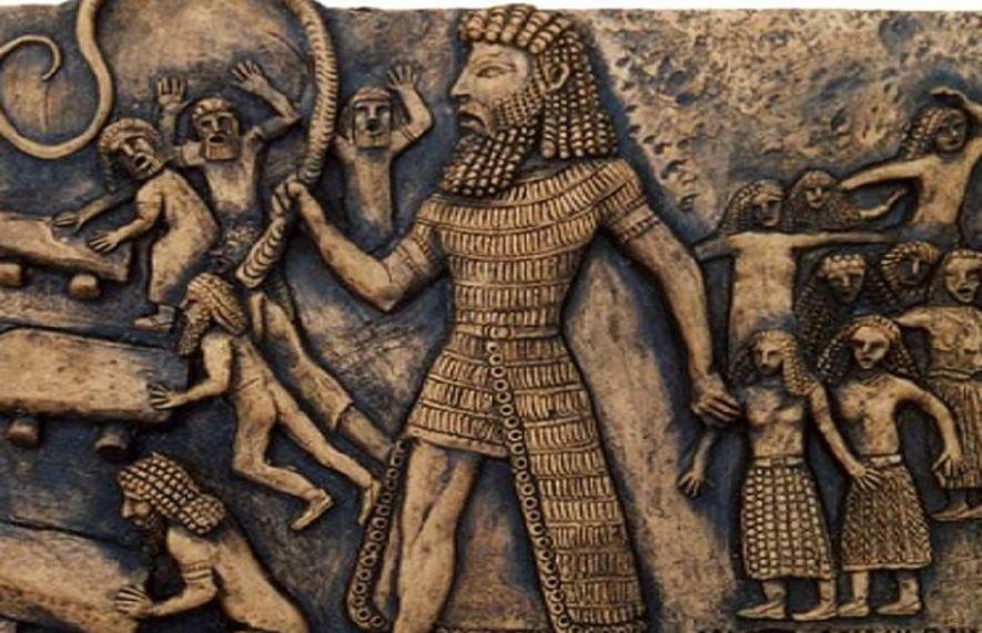 Gilgamesh, le premier super-héros de l'Histoire