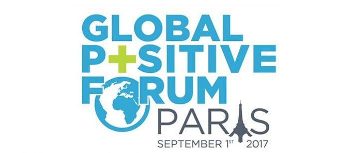 Le Global Positive Forum aura lieu à Paris le 1er septembre 2017. Il est organisé par ...