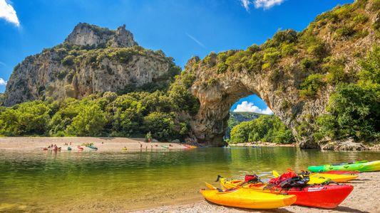 À la découverte des lacs d'Ardèche