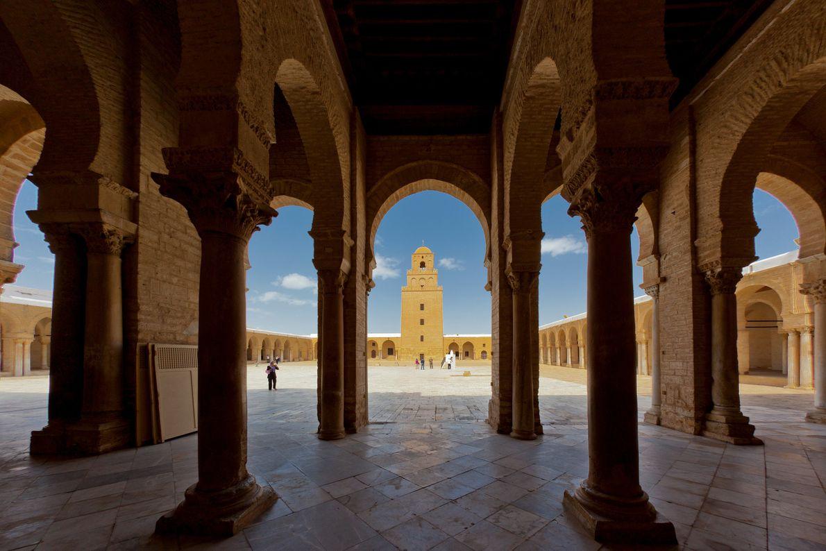 Great Mosque in Kairouan
