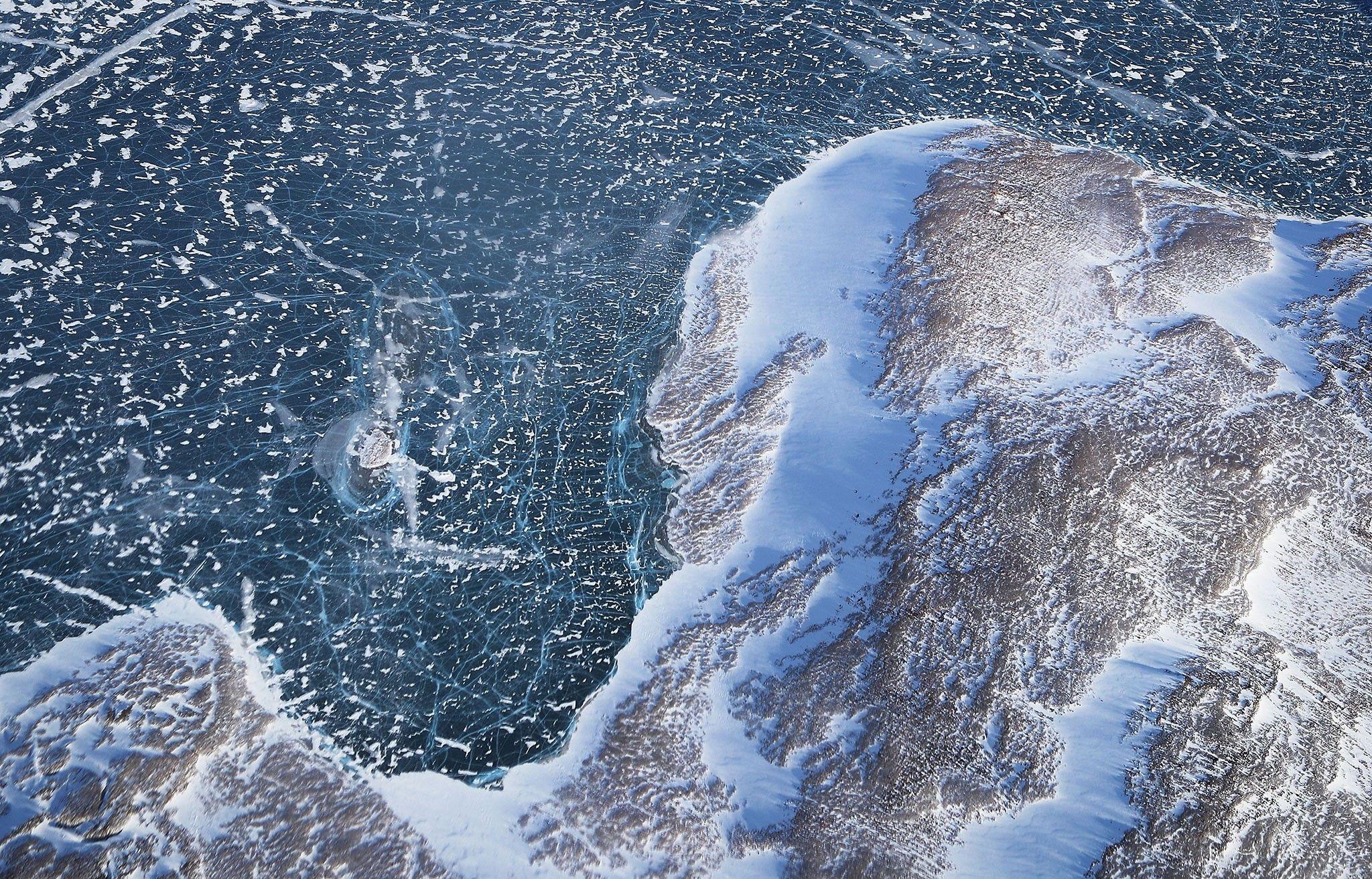 La calotte du Groenland est victime d'un inquiétant phénomène | National Geographic