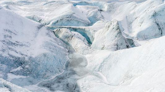 Au Groenland, la glace fond à un rythme record