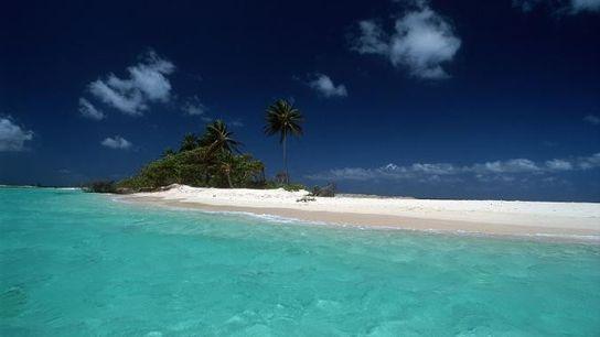 Près de Carriacou, Sandy Island a été désignée réserve naturelle.