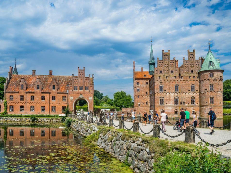 Odense, la ville danoise tout droit sortie d'un conte de fées