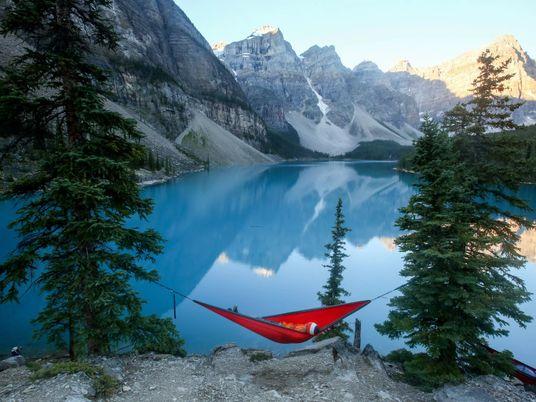 Parc national de Banff, toute la beauté sauvage du Canada