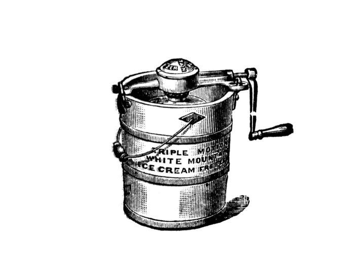 En 1843, la New-Yorkaise Nancy M. Jonhson dépose un brevet pour lapremière sorbetièremanuelle de l'histoire. Il ...