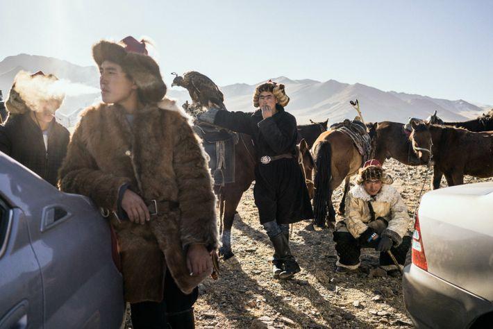 Bayan-Ölgii, Mongolie