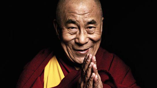 Sa Sainteté, le 14e Dalaï Lama
