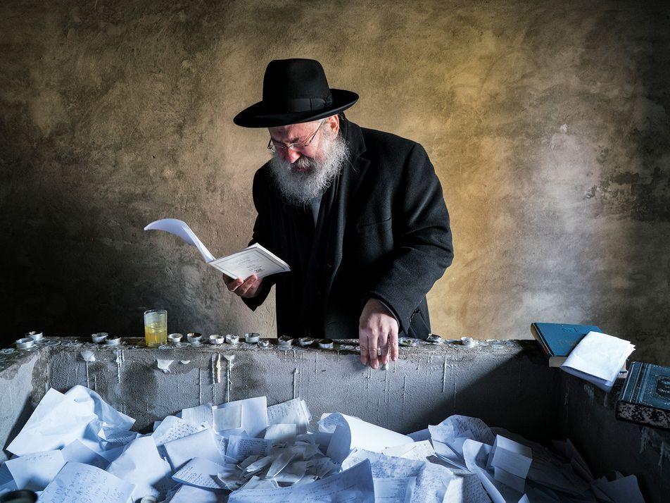 Les descendants des Juifs de Tchernobyl retournent dans la zone interdite