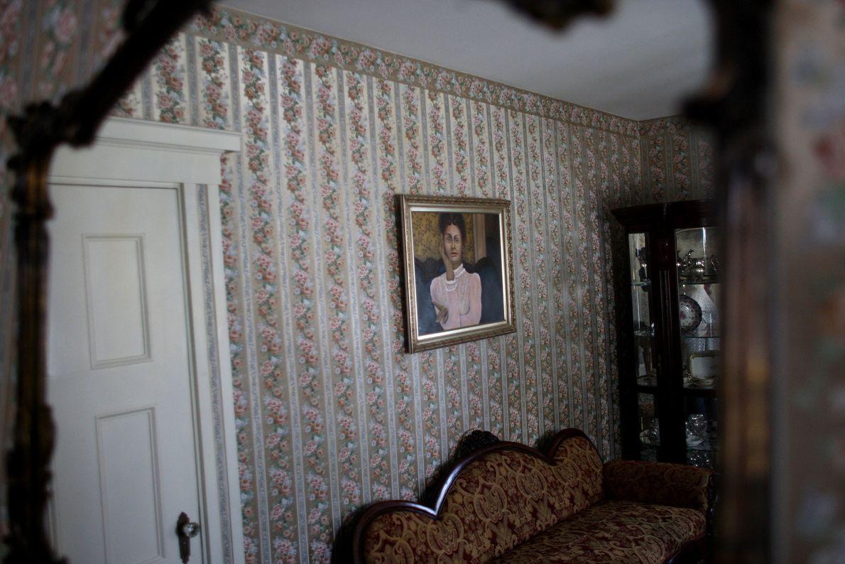 La maison de Lizzie Borden, États-Unis -En août 1892, Andrew et Abby Borden sont retrouvés morts, ...