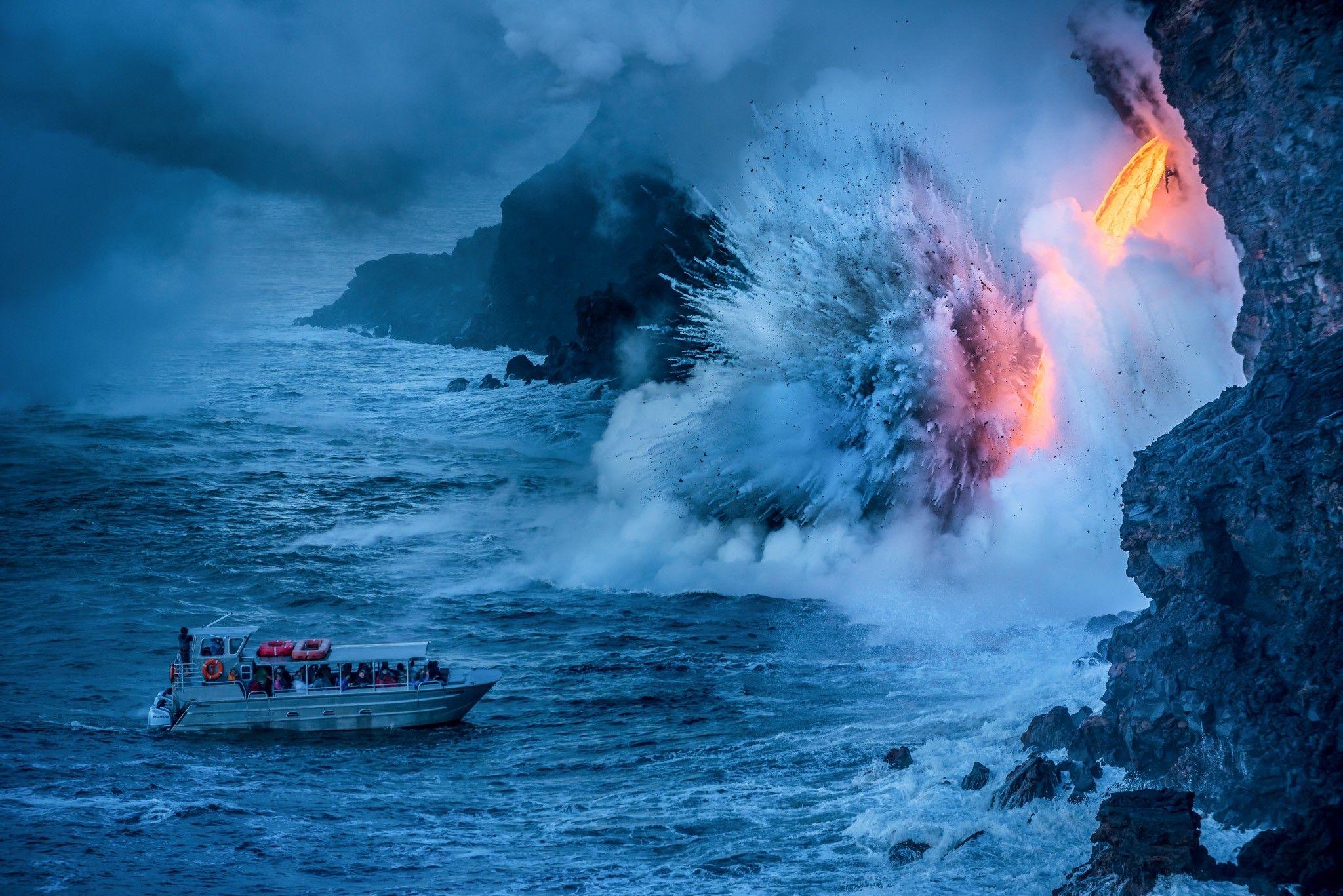 Tout ce qu'il faut savoir sur le parc national des volcans d'Hawaï | National Geographic