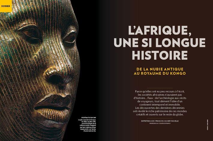 L'Afrique, une si longue histoire